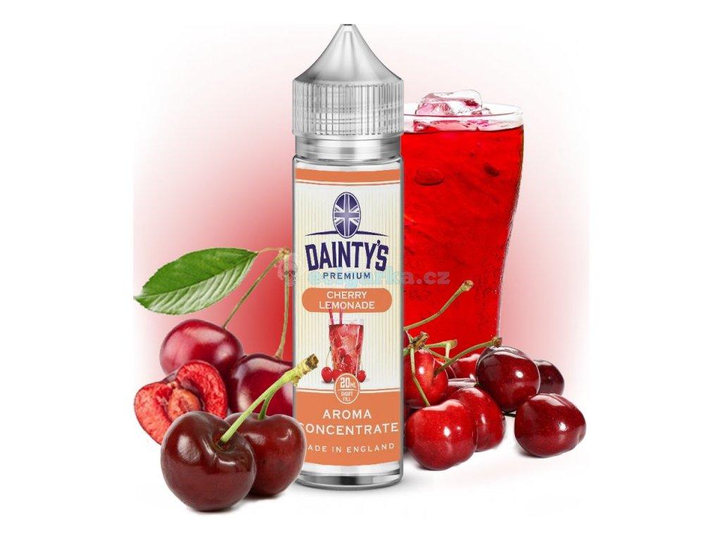 prichut daintys premium cherry lemonade 20ml