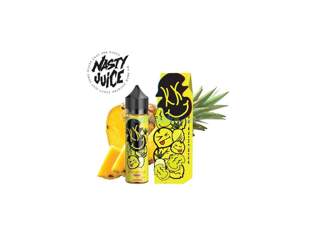 Screenshot 2018 09 04 ACID E JUICE Pineapple Sour Candy Nasty Juice Short fills liquid E Liquids