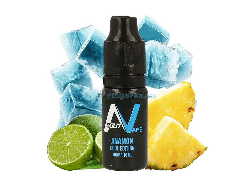bozz bozzpure anamon cool edition aroma 1
