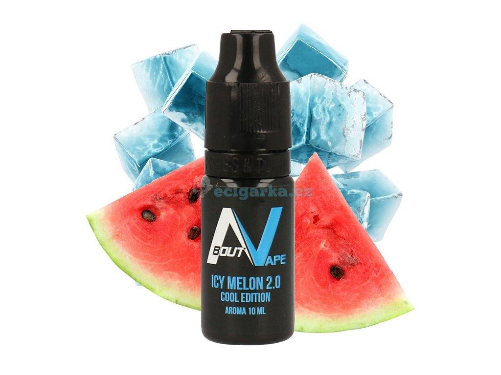 bozz bozzpure icy melon 20 cool edition aroma 1