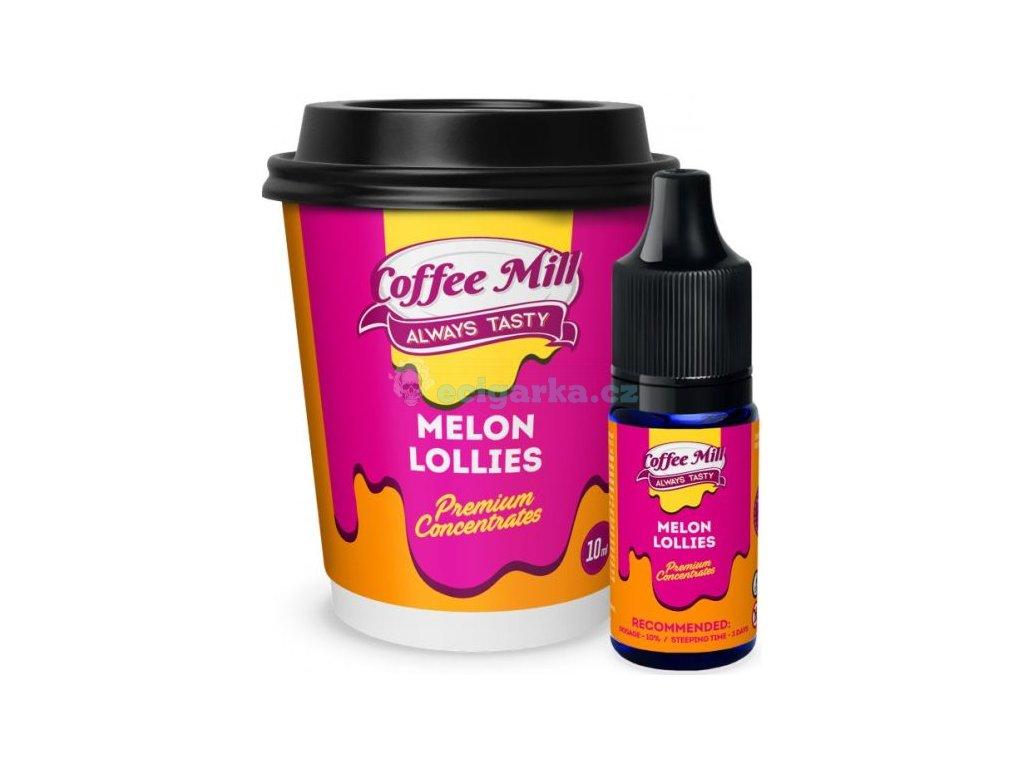prichut coffee mill 10ml melon lollies