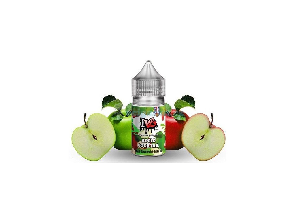 concentrate apple blackcurrant 30ml ivg