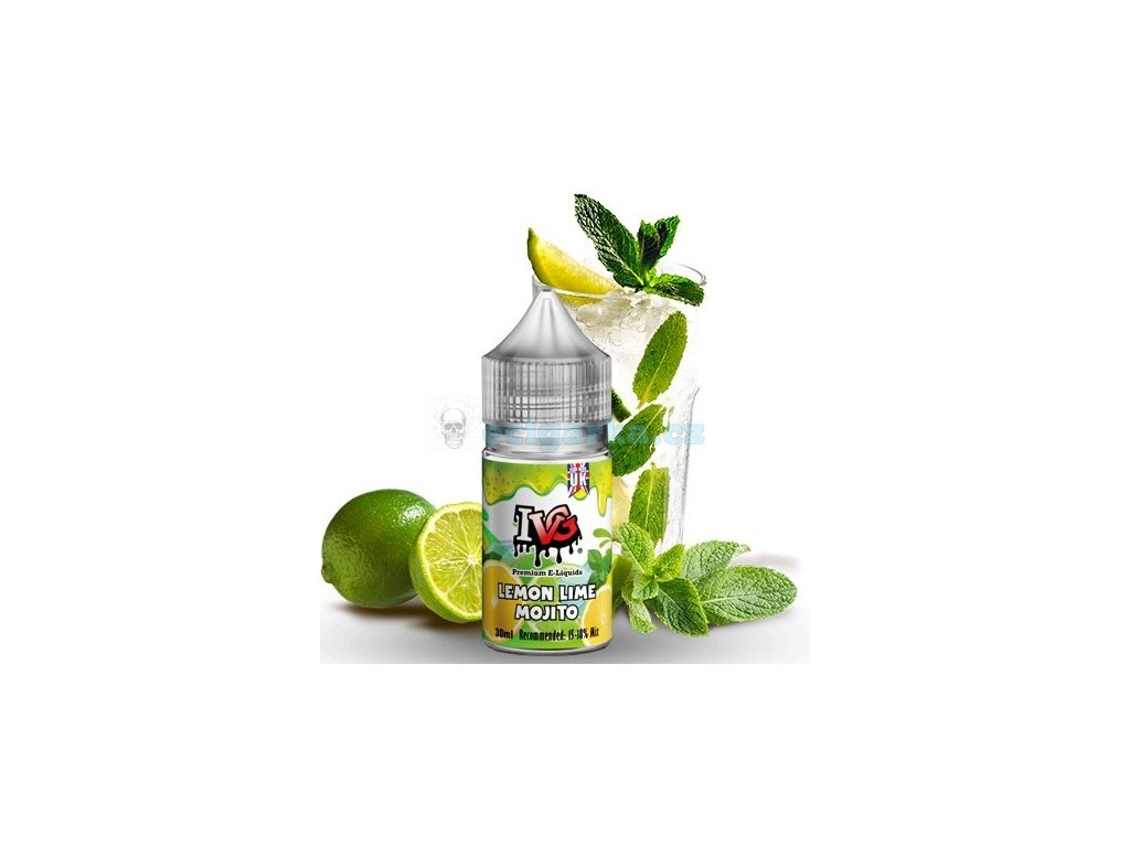 concentrate lemon lime mojito 30ml ivg