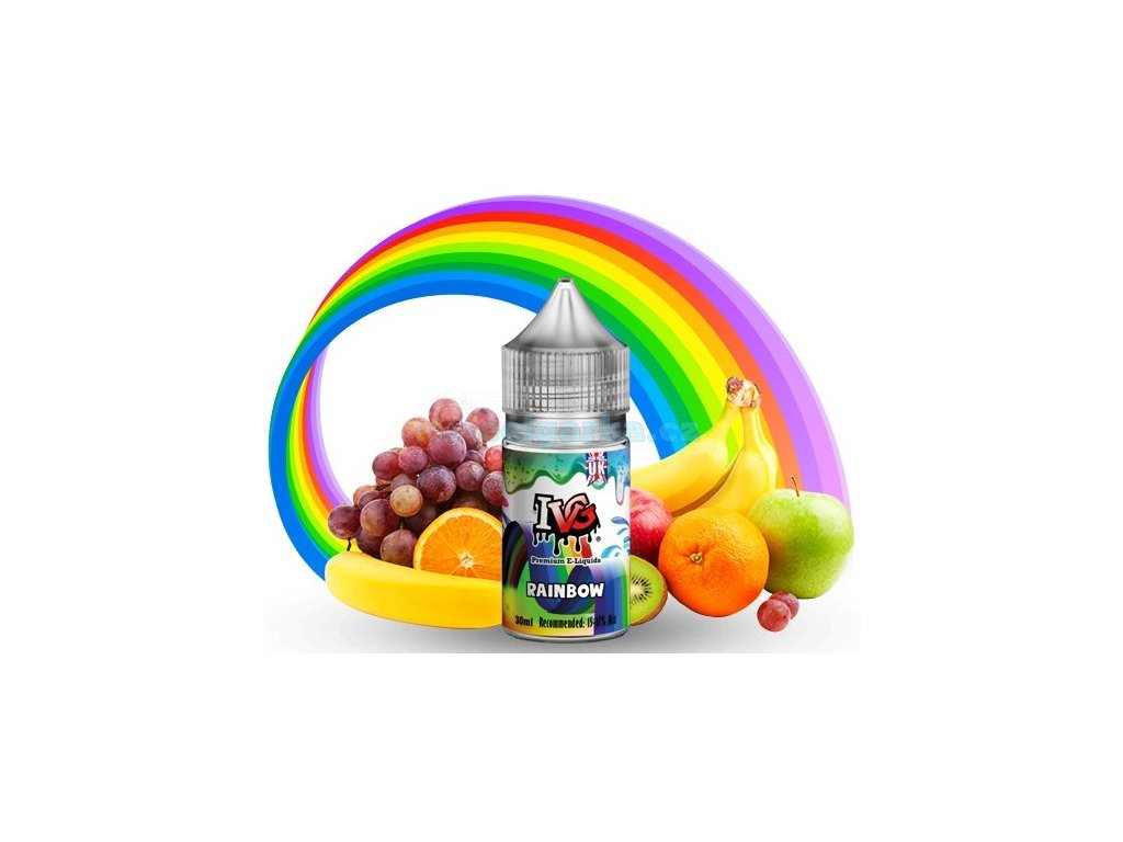 concentrate rainbow 30ml ivg