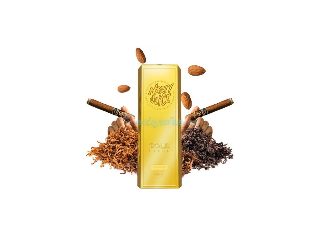 concentrate gold blend nasty tobacco series 30ml