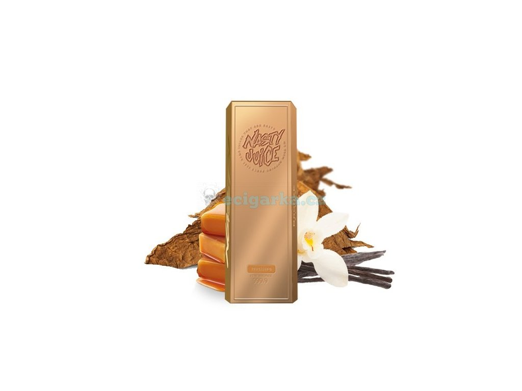 concentrate bronze blend nasty tobacco series 30ml