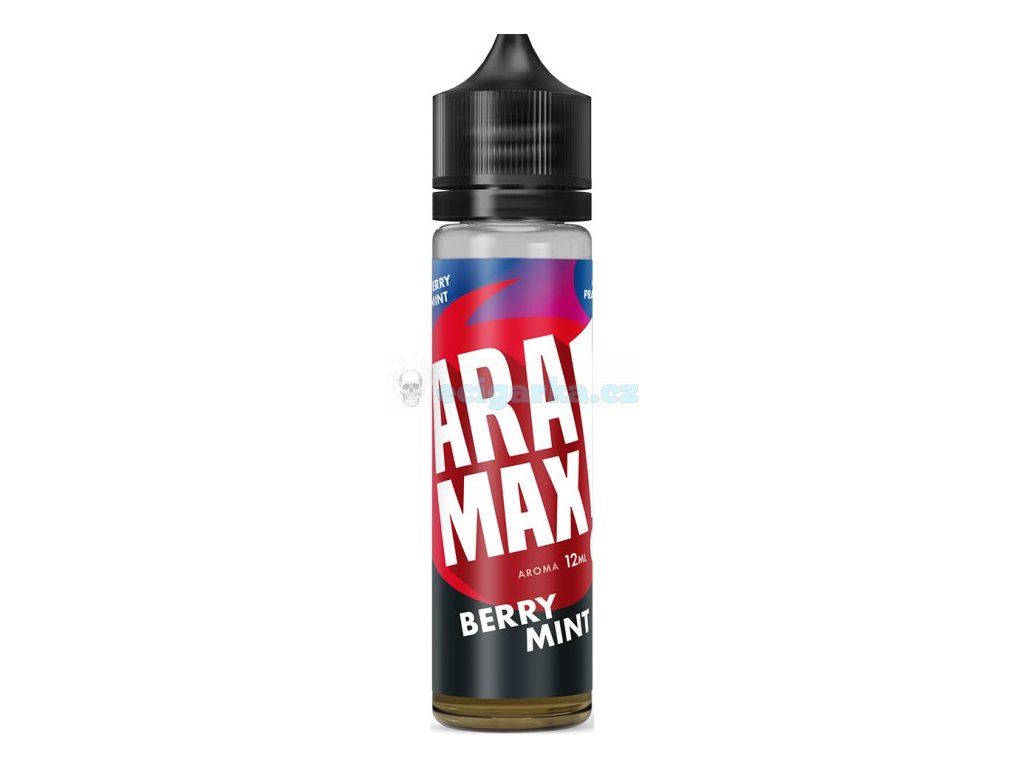 prichut aramax shake and vape 12ml berry mint