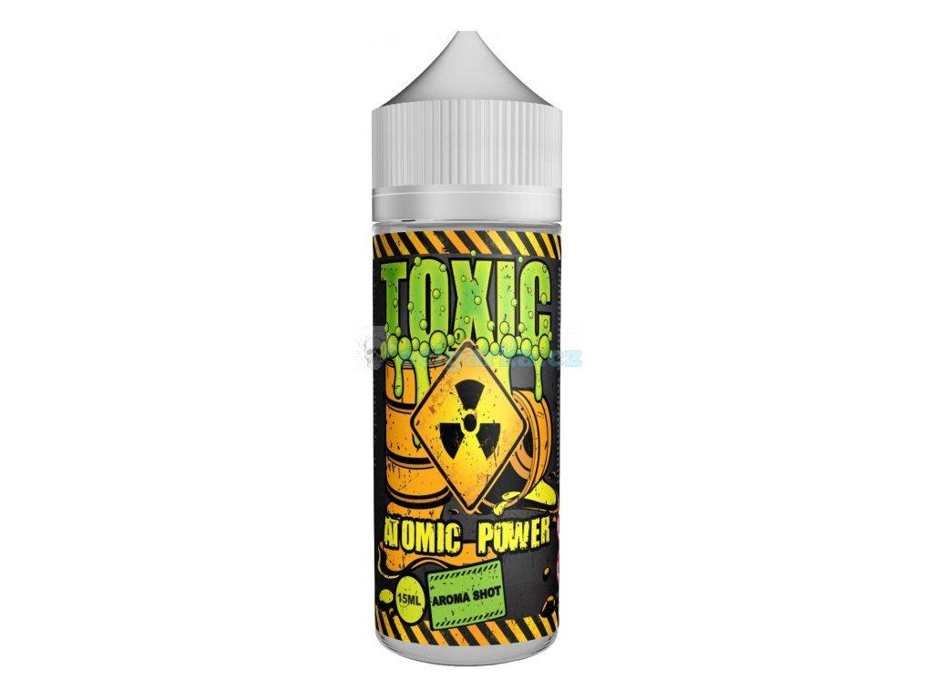 prichut toxic shake and vape 15ml atomic power