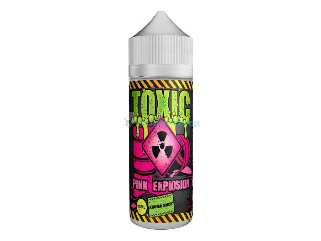 prichut toxic shake and vape 15ml pink explosion