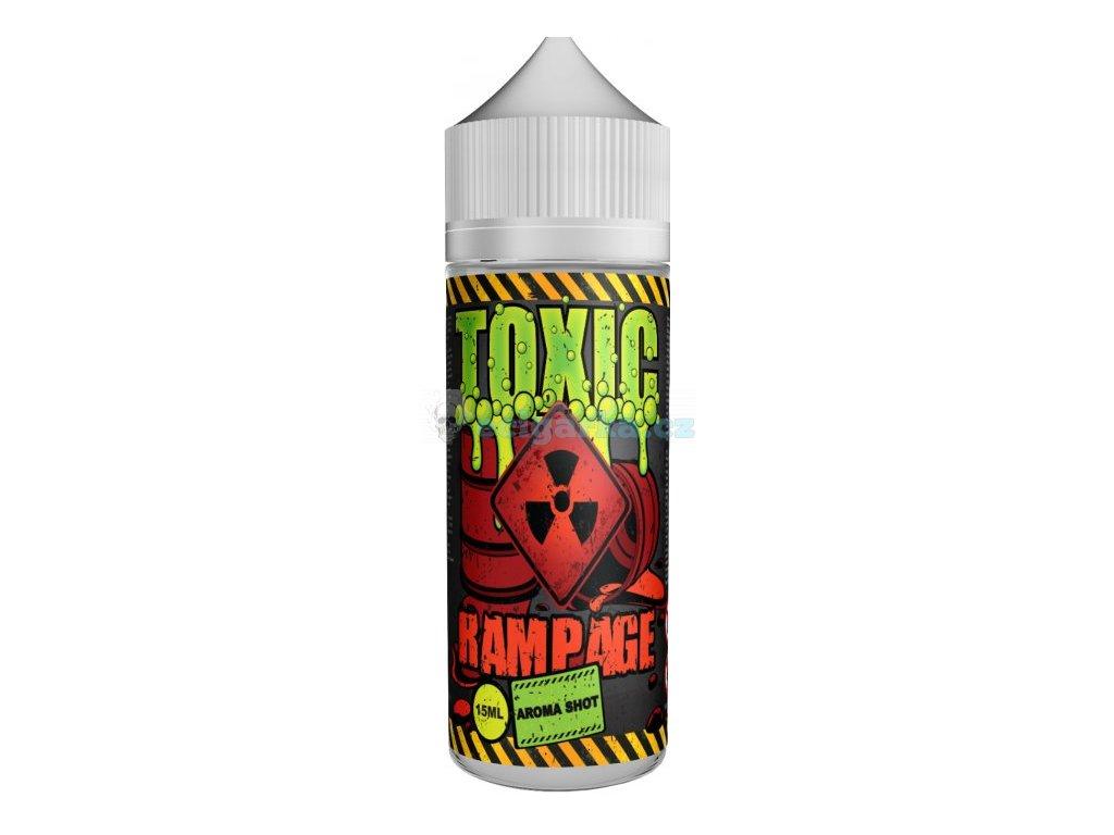 prichut toxic shake and vape 15ml rampage