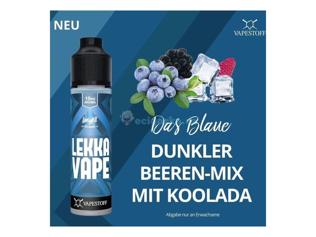 Lekka modrá