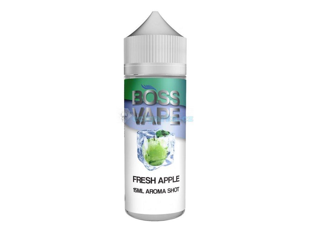 prichut boss vape shake and vape 15ml fresh apple