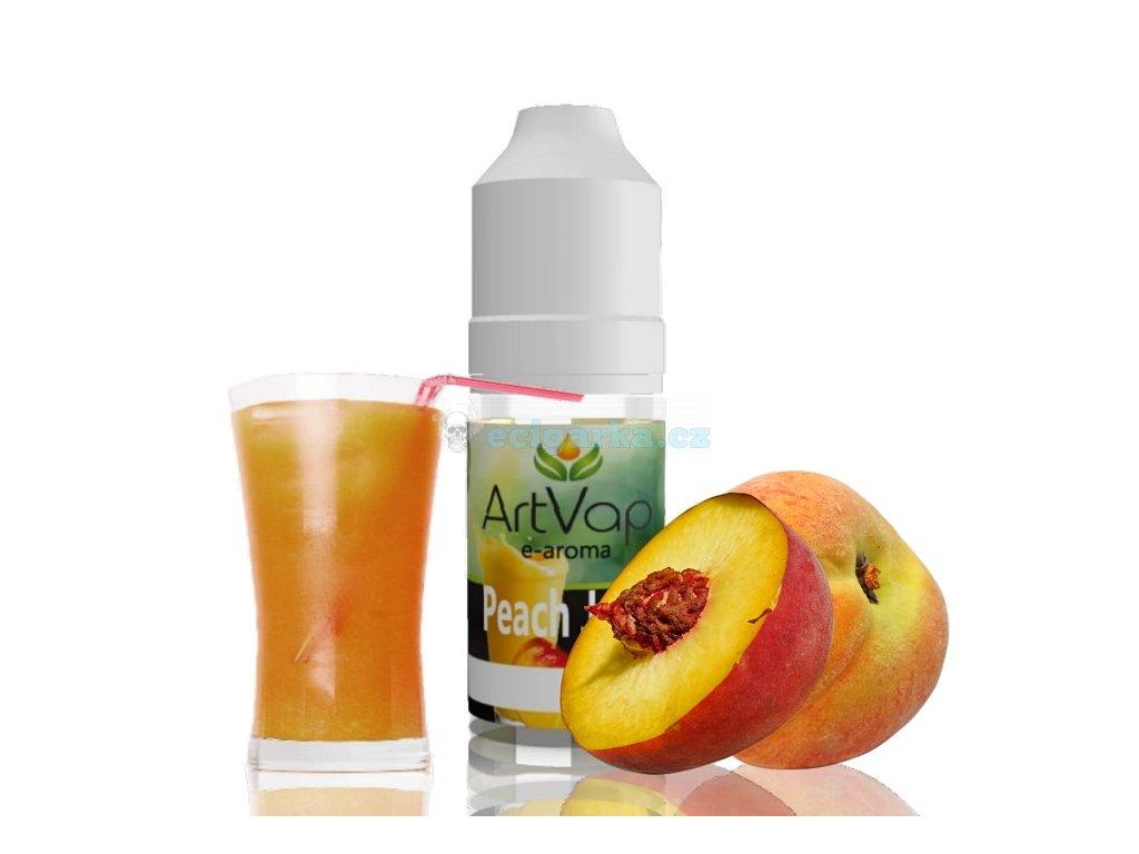 vyrn 8307mockup Art Vap peach juice 1