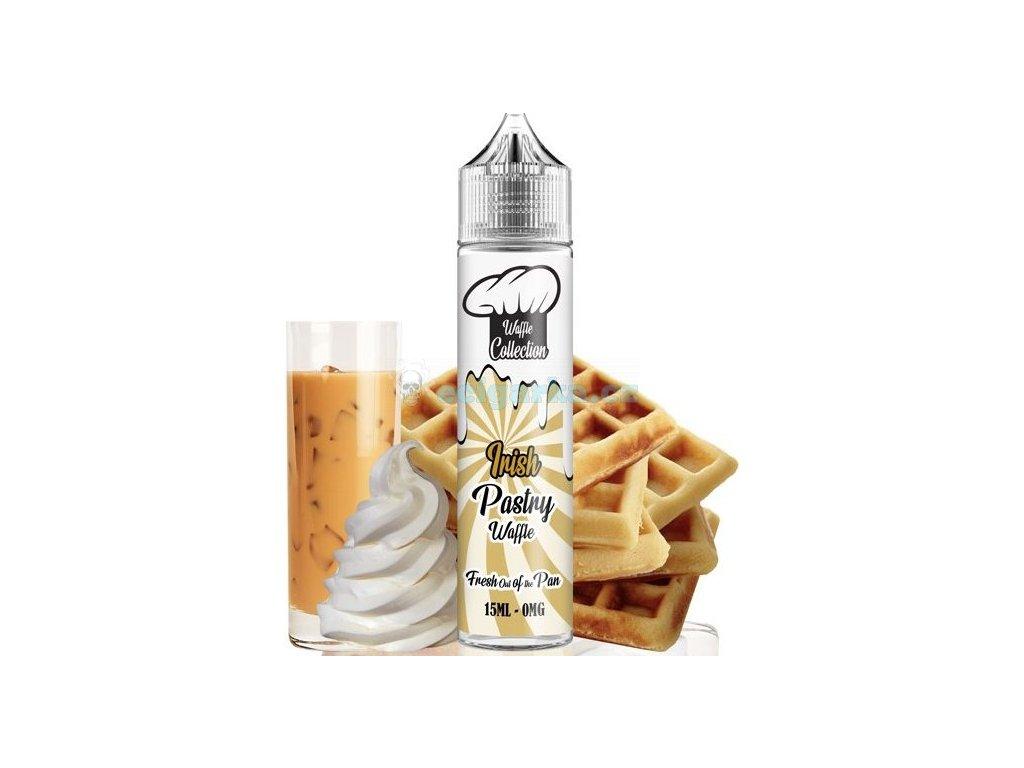 prichut waffle collection shake and vape 15ml irish pastry