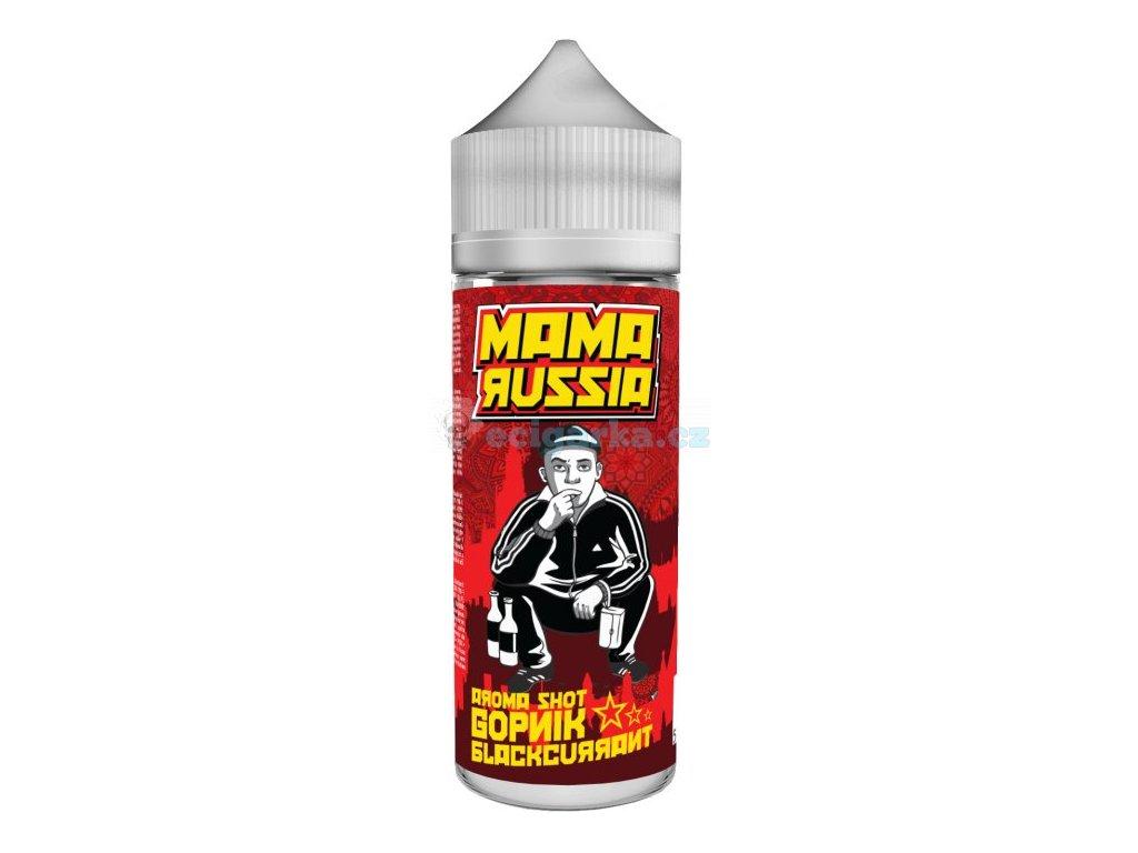 prichut mama russia shake and vape 15ml gopnik blackcurrant
