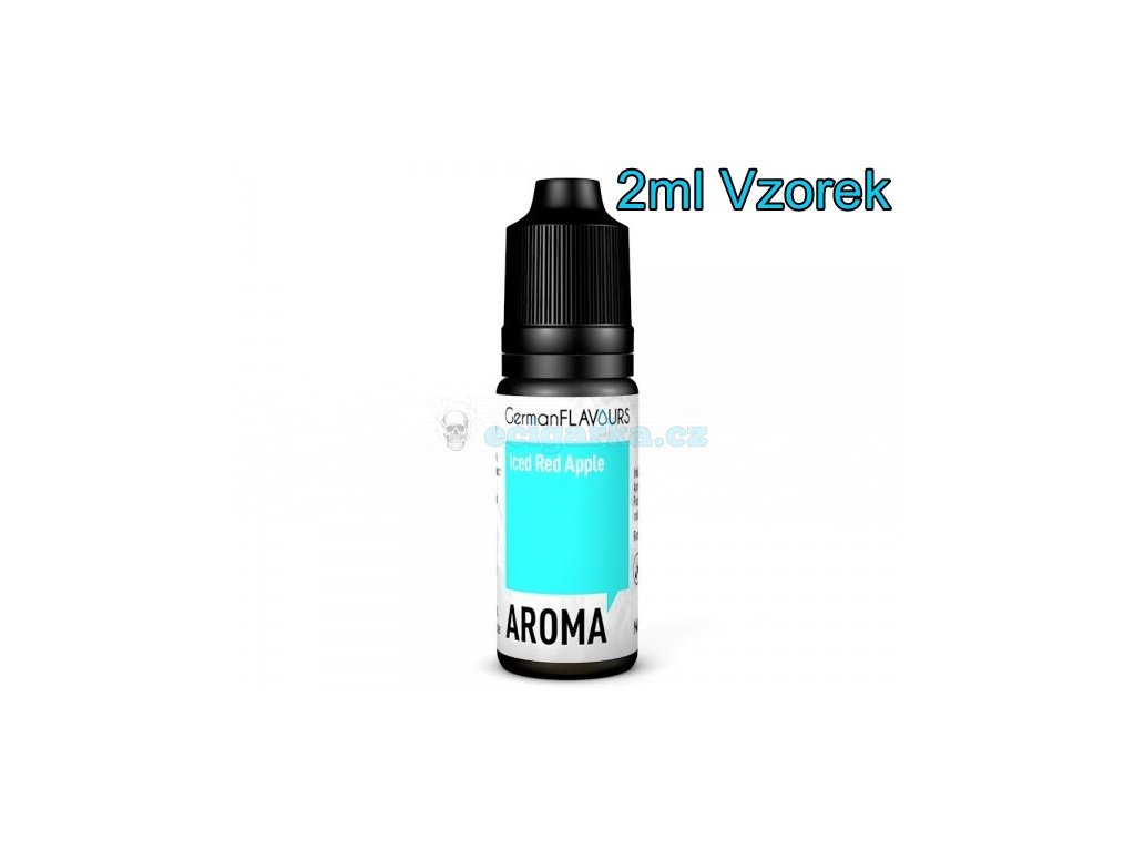 iced red apple aroma 2ml
