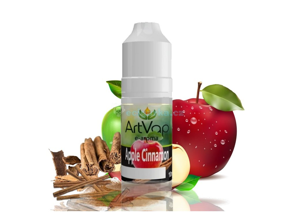 vyrn 9897mockup Art Vap Apple Cinamon 1