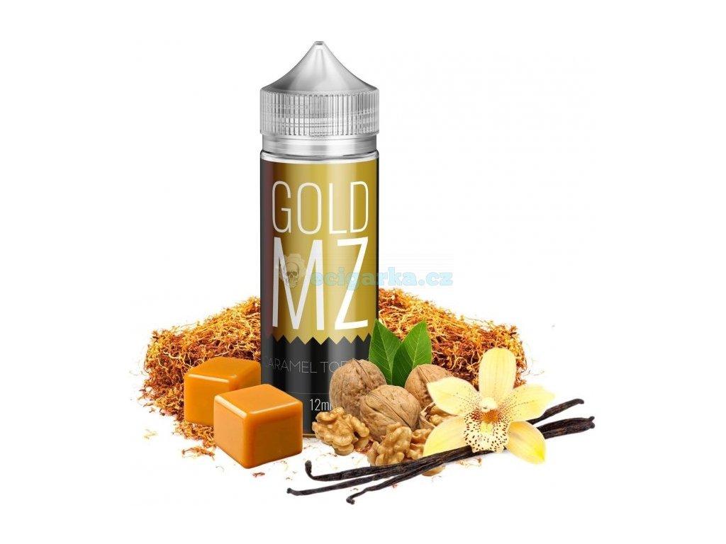 18884 prichut snv infamous originals gold mz tabak s karamelem 12ml