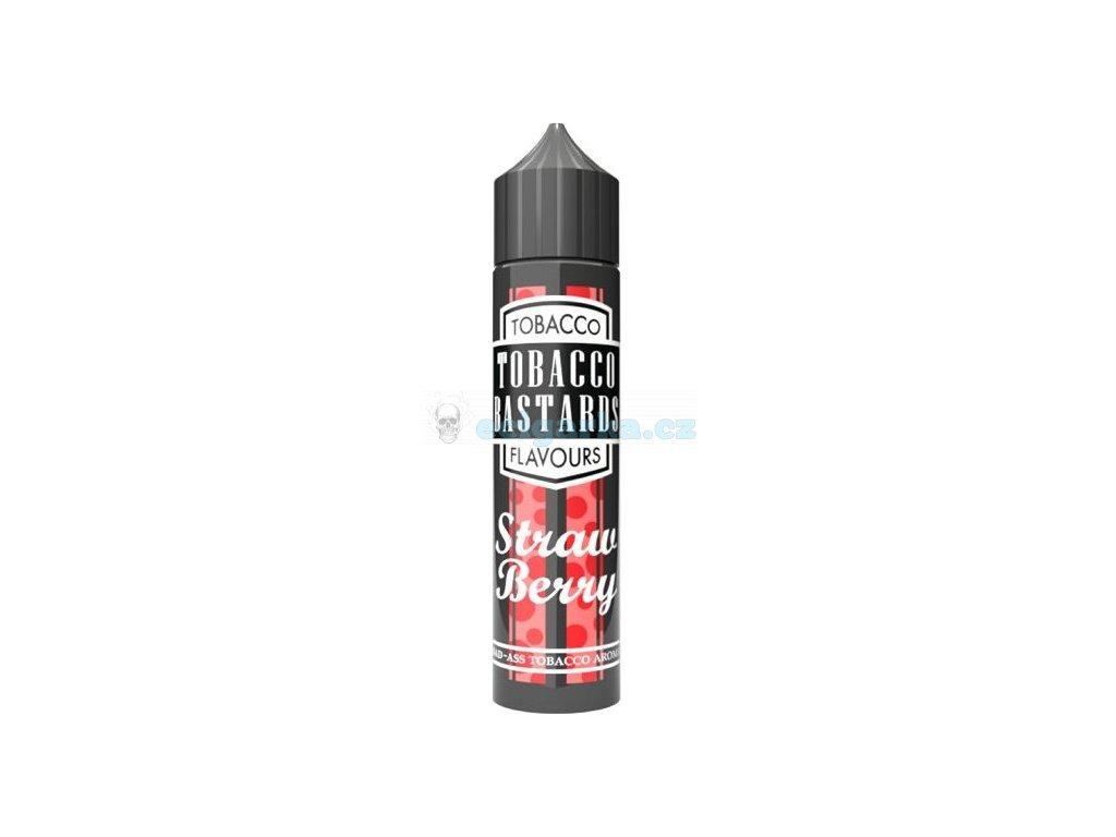 prichut flavormonks tobacco bastards shake and vape 10ml strawberry tobacco