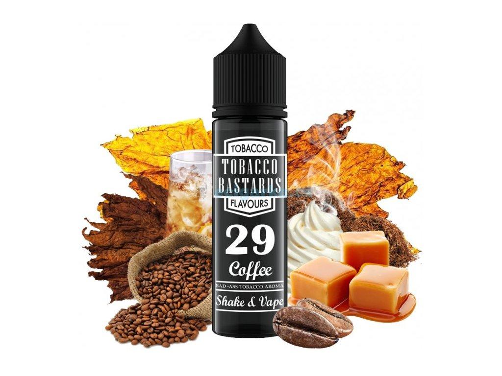 prichut flavormonks tobacco bastards shake and vape 12ml no29 coffee