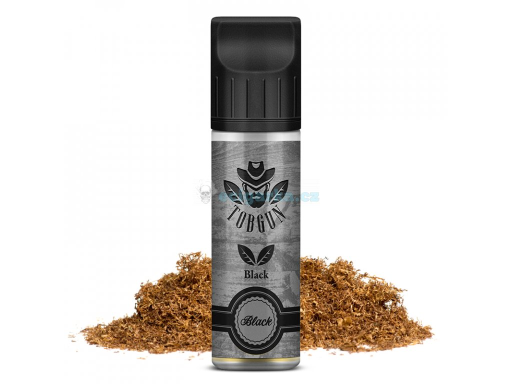 tobgun black shake and vape