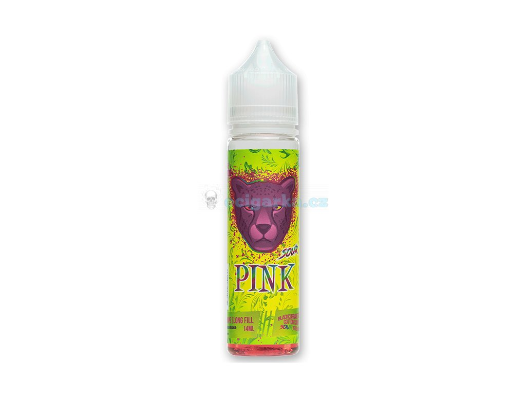 vyr 36 Pink Sour Long Fill