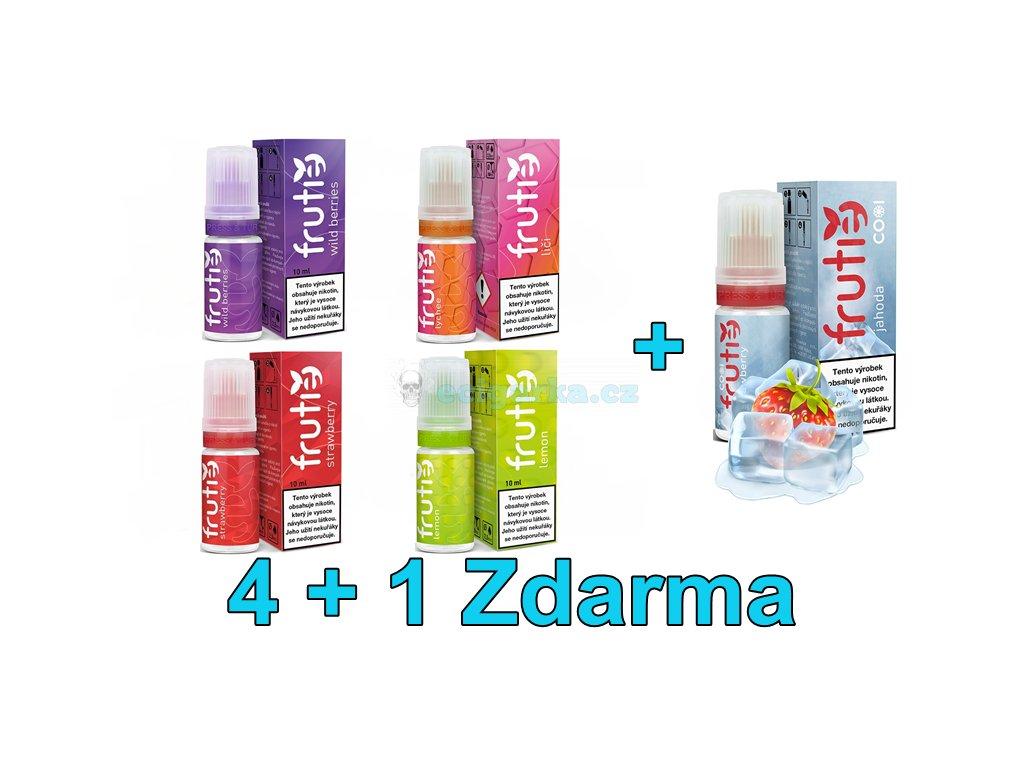 Základ 4+1 Frutie liquid