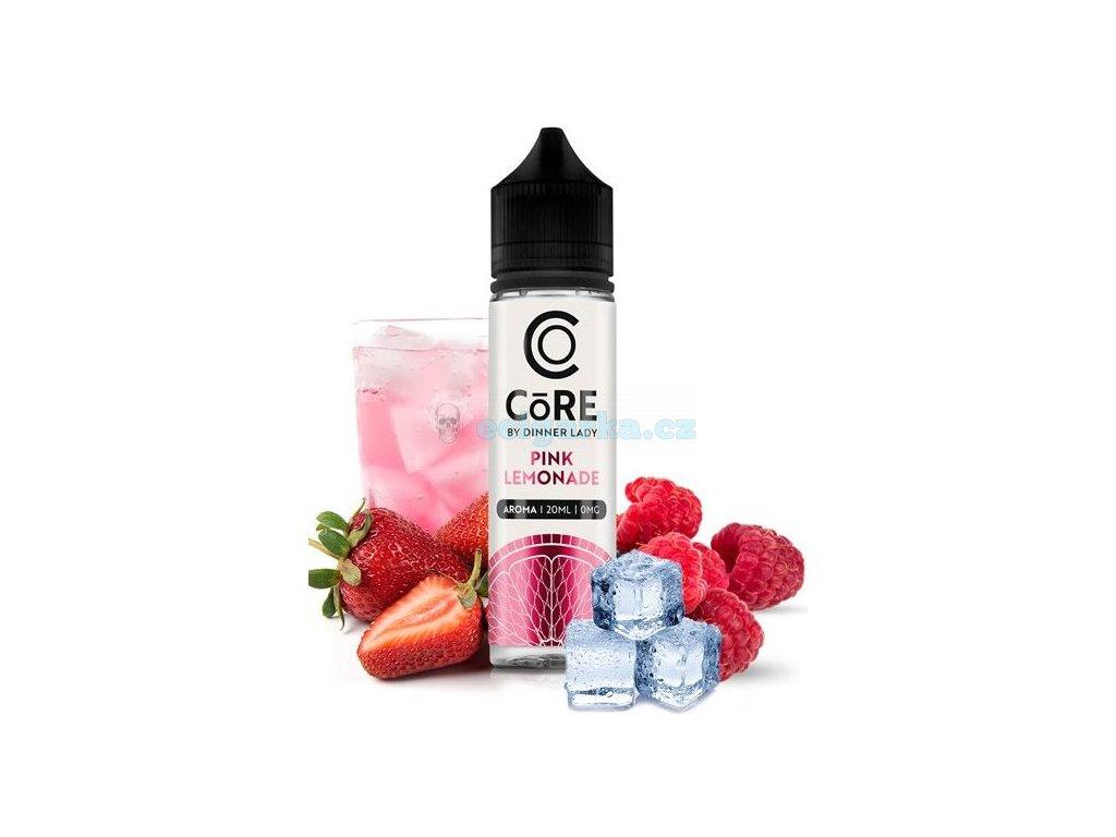 prichut core by dinner lady sv 20ml pink lemonade