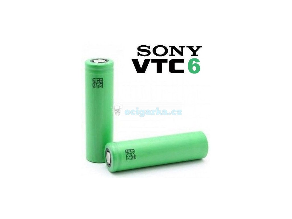 Sony 18650 VTC 6