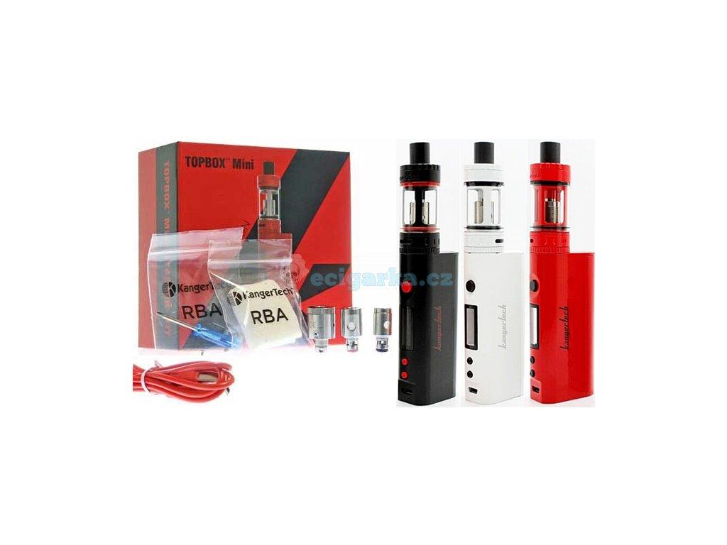 Kanger TopBox kit 75W kit