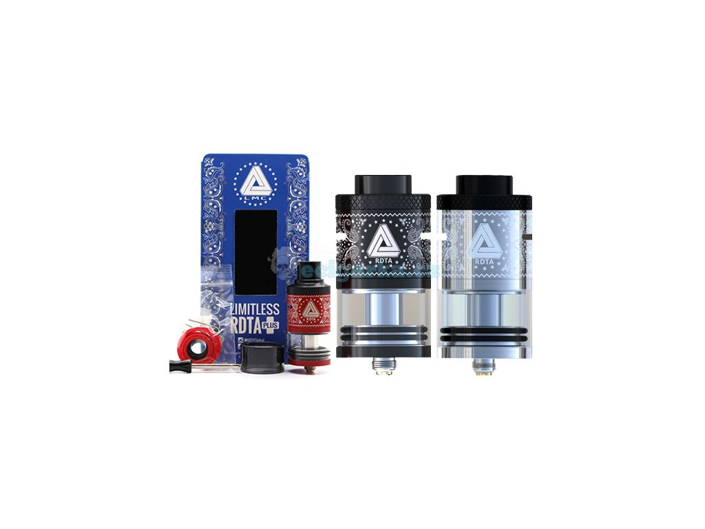 Ijoy Limitless Plus rdta 6,3ml