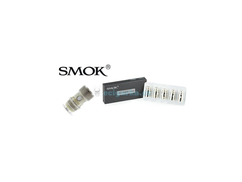 hlavičky smok VCT Pro Ni200