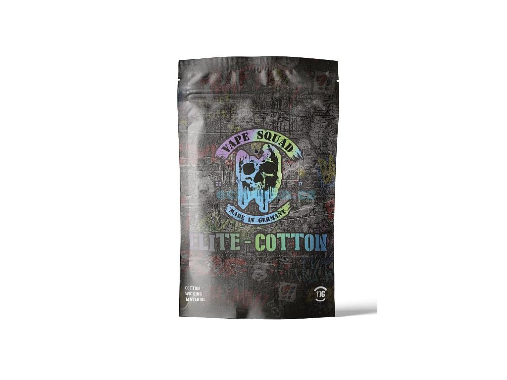 Vape Squad Elite Cotton