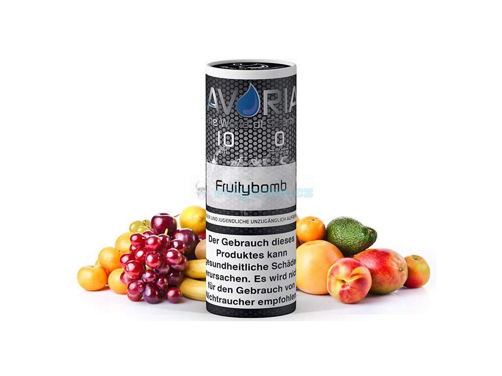 avoria liquid fruitybomb