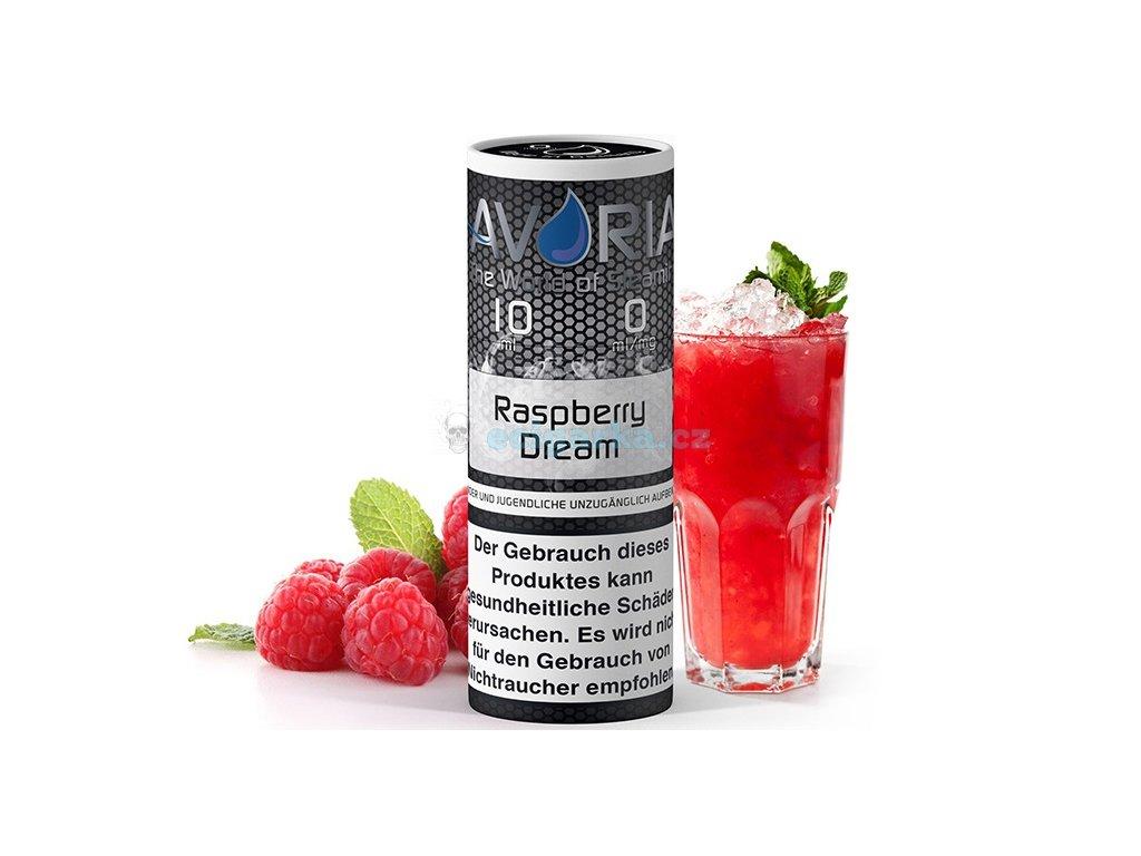 avoria liquid raspberry dream