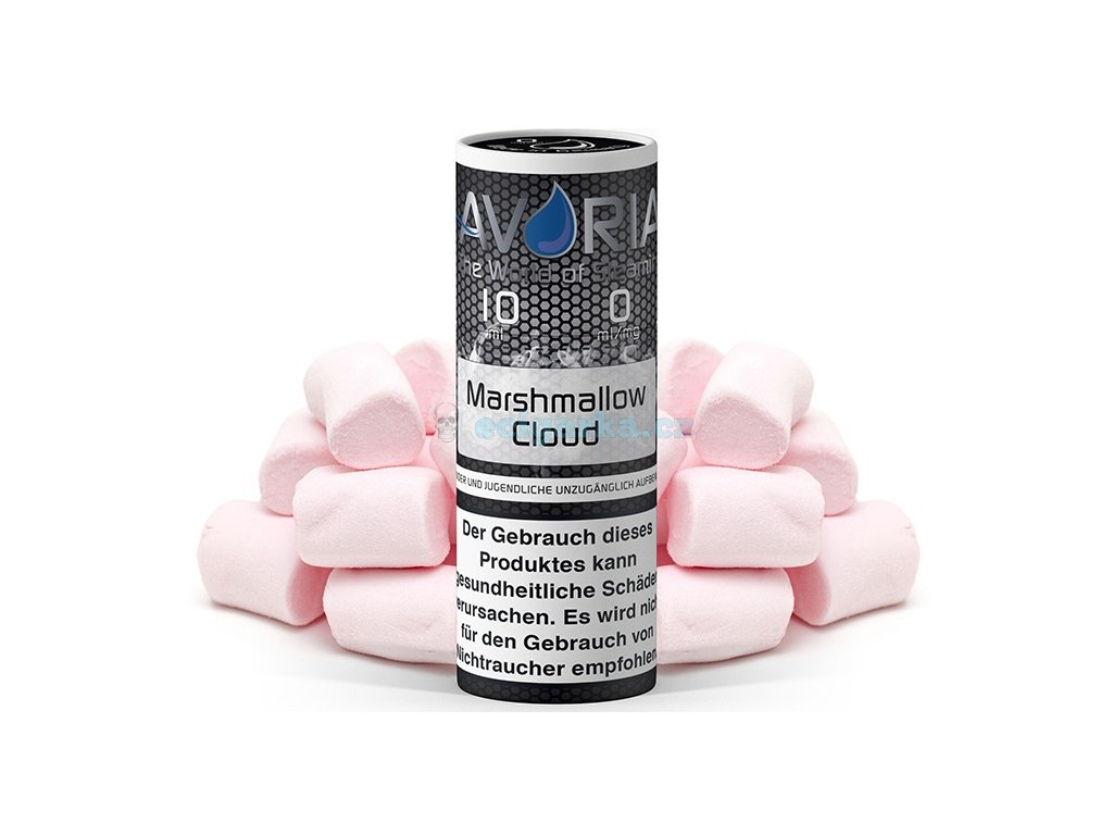 avoria liquid marshmallow cloud