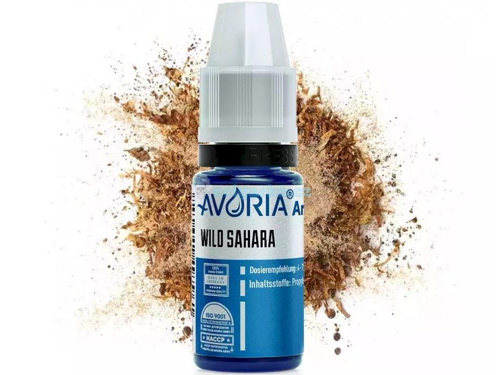 wild sahara