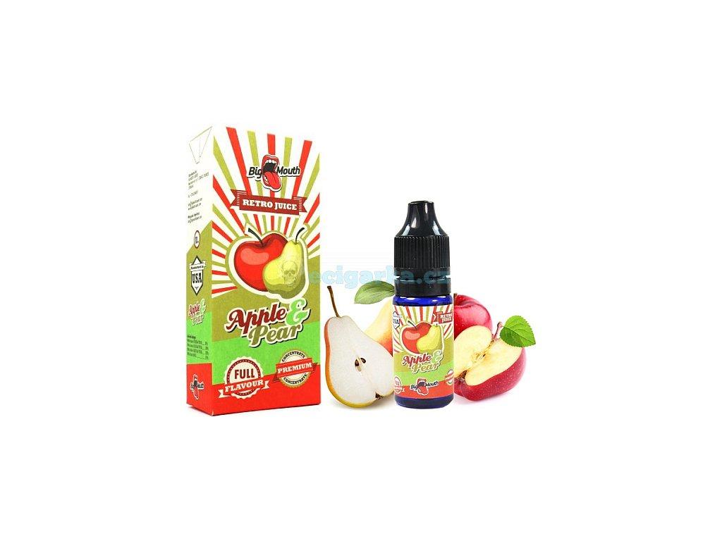 Hruška jablko