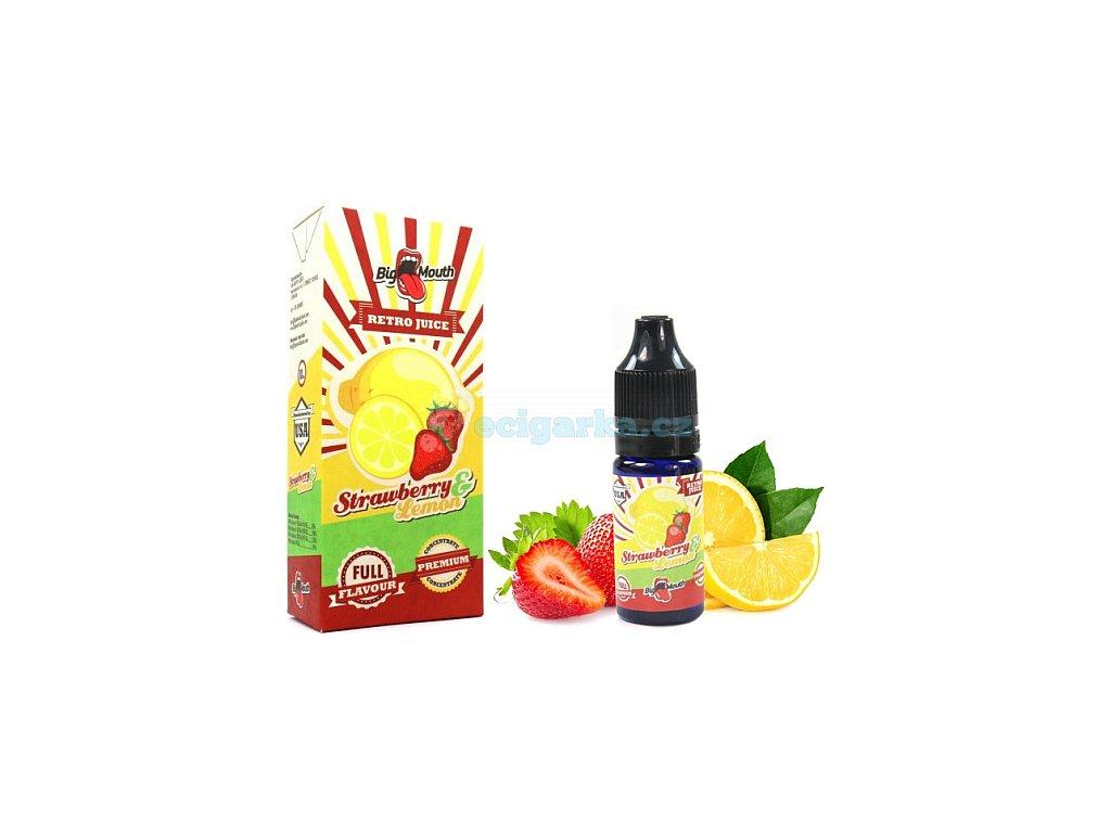 Jahoda citron