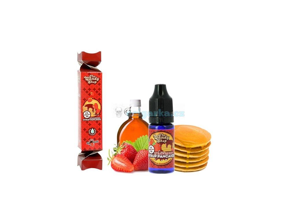 BM strawberry syrup