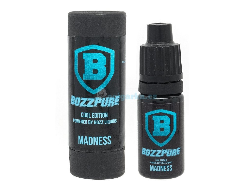 bozz bozz liquids bozz pure madness aroma 1