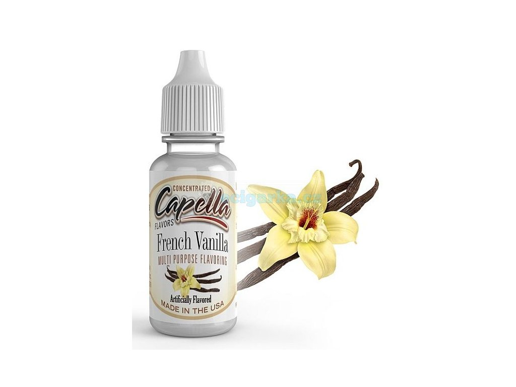 french vanilla flavor concentrate
