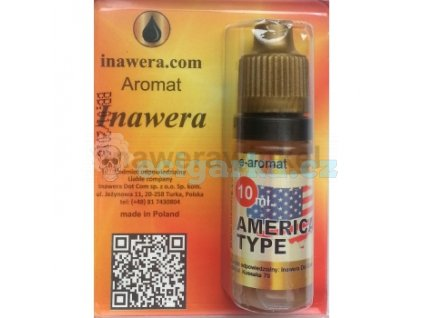 E AROMAT TOBACCO AMERICAN TYPE 10 ml 1083 3