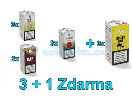 Akce liquidy 3+1 Dekang 30ml