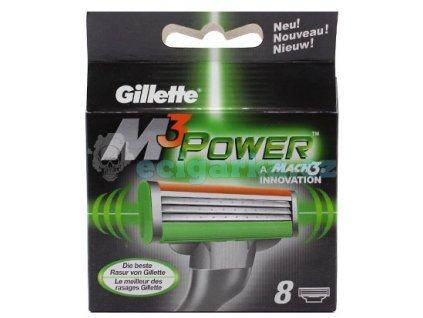 Gillette Mach 3 Power