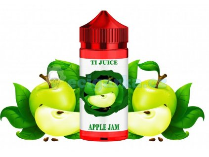 TI Juice Apple jam