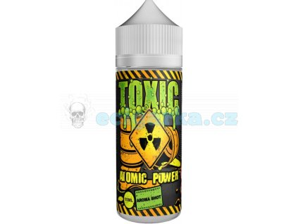 prichut toxic shake and vape 15ml atomic power