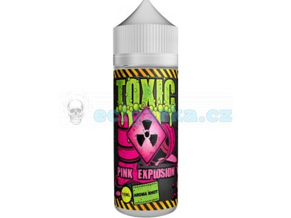 prichut toxic shake and vape 15ml pink explosion