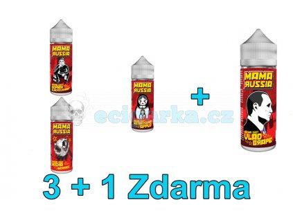 Základ 3+1 Shake and Vape Mama Russia