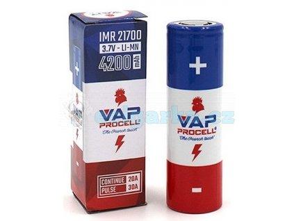 accu imr power 21700 4200mah vap procell